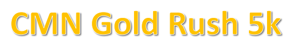 CMN Gold Rush registration logo
