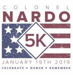 Colonel Nardo 5K registration logo
