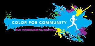 Color for Community 5K registration logo