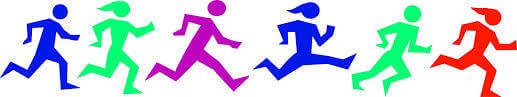 Color Fun Run registration logo