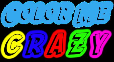 Color Me Crazy Virtual Run registration logo