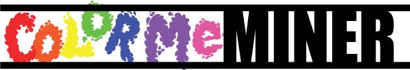 Color Me Miner registration logo