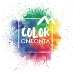 Color Oneonta registration logo