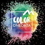 Color Oneonta registration logo