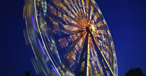 Color the Fairgrounds registration logo