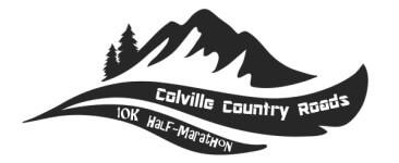 Colville Country Roads Half Marathon & 10K registration logo