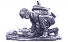 Combat Medic 10k registration logo