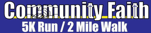 Community Faith registration logo