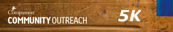 Compassion Community Outreach 5K registration logo