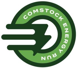Comstock Energy Run registration logo