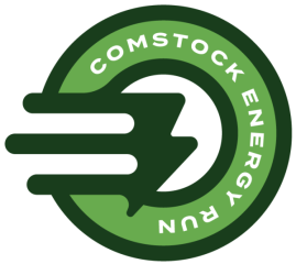 Comstock Energy Run registration logo