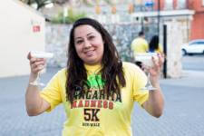 Concord Margarita Madness 5k Run registration logo