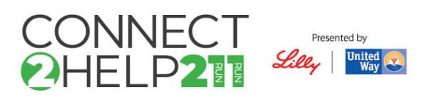 Connect2Help 2-Run-Run 5K registration logo
