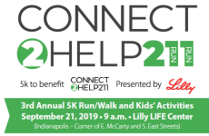 Connect2Help 2-Run-Run 5K registration logo