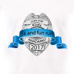 Cops For Kids 5K registration logo