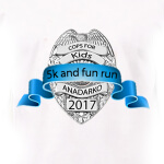 Cops For Kids 5K registration logo