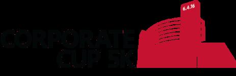 Corporate Cup 5k registration logo