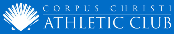 Corpus Christi Athletic Club Indoor Triathlon registration logo