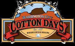 COTTON DAYS JR RODEO registration logo