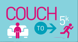Couch to Runner 5k - Summer 8 Week Training registration logo