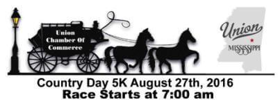 Country Day 5K registration logo