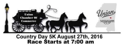Country Day 5K registration logo