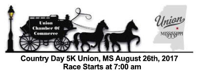 Country Day Union 5K registration logo