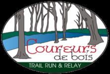 Coureurs de Bois Trail Run and Relay  registration logo