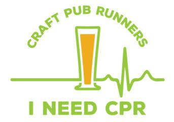 CPR Training 5K registration logo
