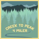 Creek to Peak 4 Miler