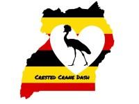 Crested Crane Dash registration logo