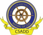 CSADD 5K for Navy and Marine Corps Relief Society registration logo