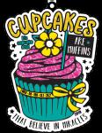 Cupcake Day 1 Mile, 5K, 10K, 13.1, 26.2 registration logo