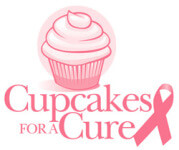 Cupcakes for a Cure 5k & Bake Sale registration logo
