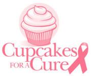 Cupcakes for a Cure 5k & Bake Sale registration logo