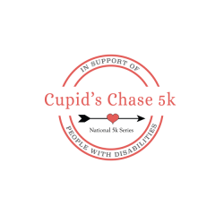 Cupid's Chase 2021 registration logo