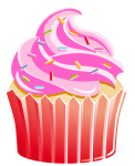 Dakota Valley Third Annual Cupcake Fun Run registration logo