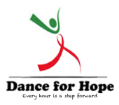 Dance for Hope Dance Marathon  registration logo