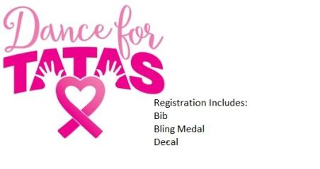 Dance for Tata's - VIRTUAL RUN registration logo