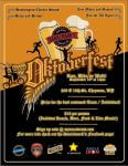 Danielmark's 1st Annual Oktoberfest Mad Dash and Patio Party registration logo