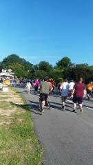 5th Annual Daring the Blaze 5K Run/Walk COVID-Cicada Edition registration logo