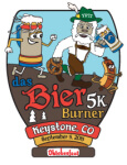 Das Bier Burner 5K registration logo