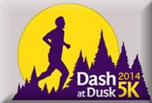 Dash at Dusk registration logo
