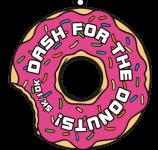 Dash for the Donuts 5K and 10K registration logo