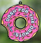 Dash for the Donuts 5K/10K registration logo