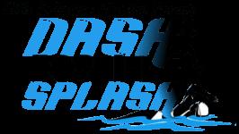 Dash for the Splash registration logo