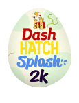 Dash, Hatch & Splash registration logo