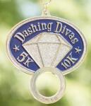 Dashing Divas 5K / 10K   registration logo