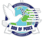 Day of Peace 1 Mile, 5K, 10K, 13.1, 26.2
