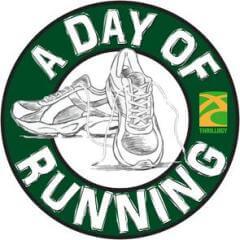 Day of Running registration logo